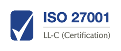 CVP is ISO 27001 LL-C certified.