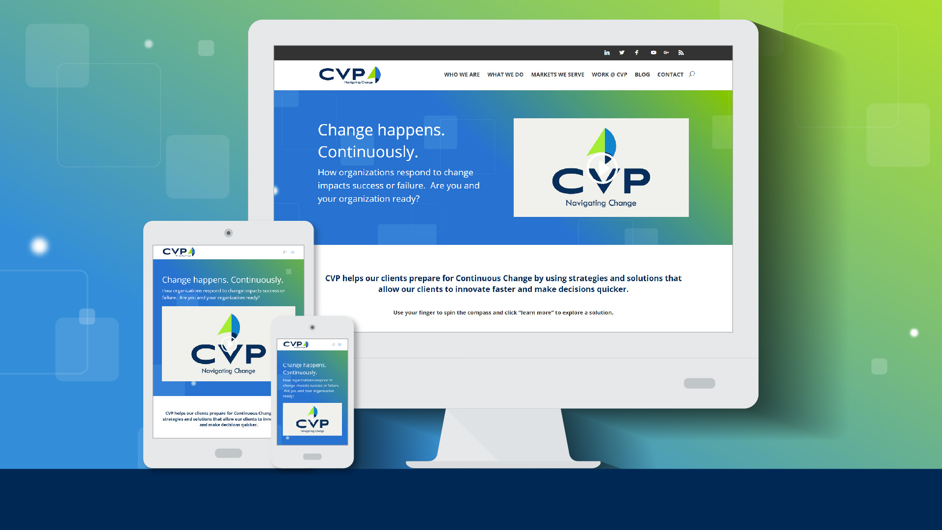 CVP is Navigating Change