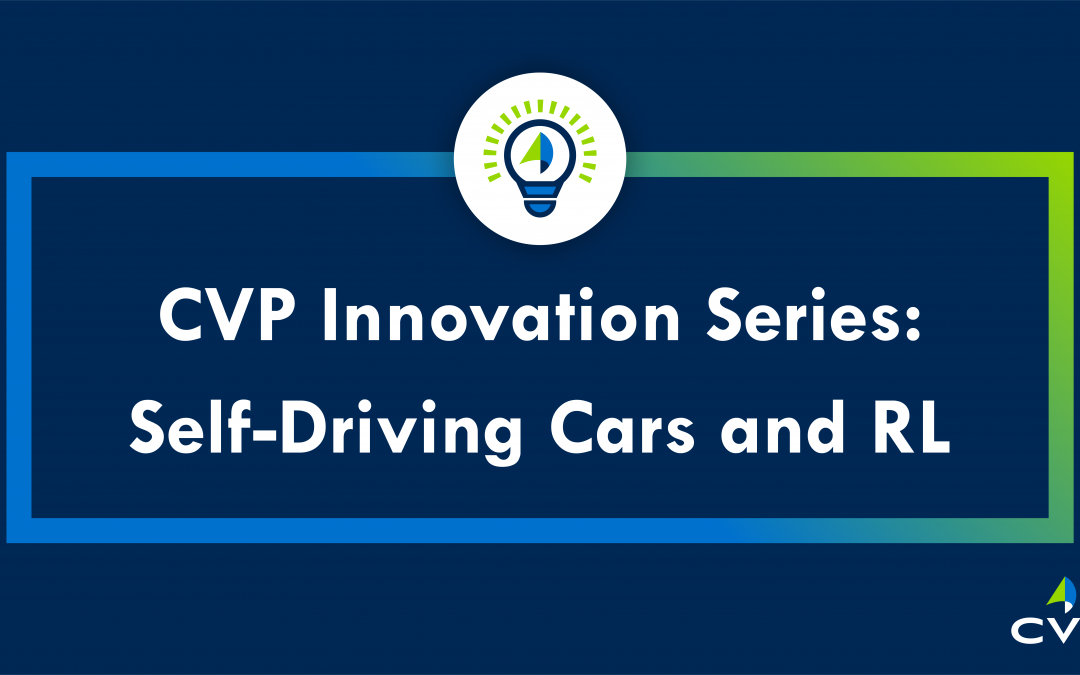 CVP Leverages Machine Learning, Experiments with Self-Driving Car